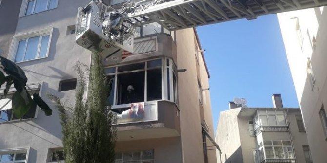 Özel harekatçı teslim olmamak için evini yaktı