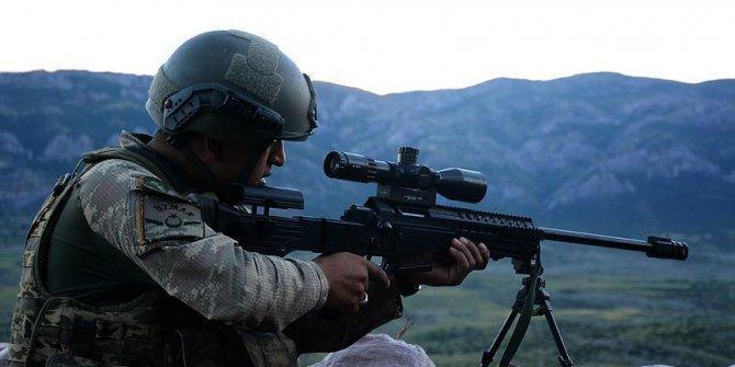PKK'ya üst üste ağır darbe! 7 terörist etkisiz hale getirildi