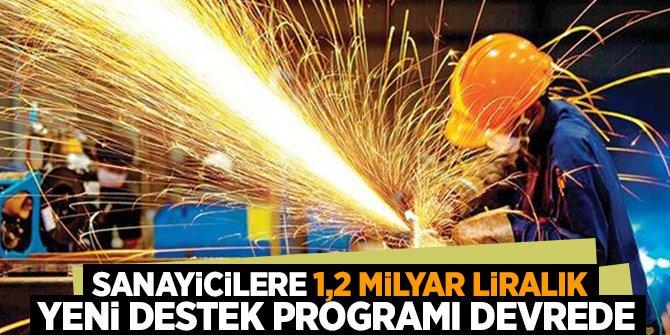 Bakan Mustafa Varank: Sanayicilere yönelik  yeni destek programı devrede