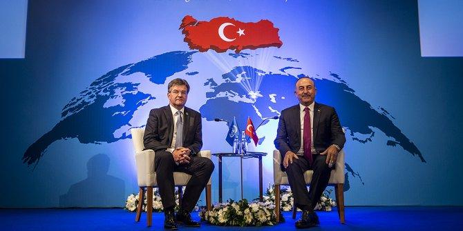Lajcak: Türkiye, BM'nin saygın bir üyesidir