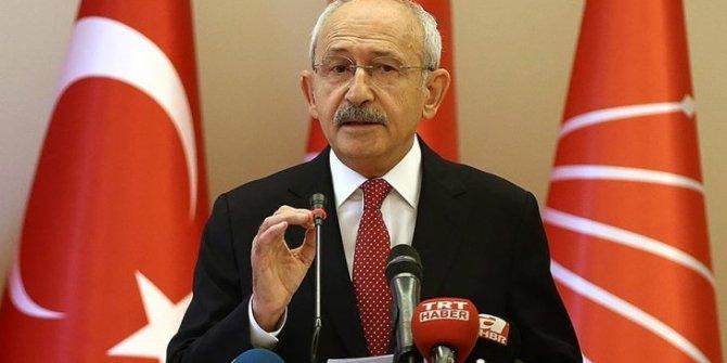 Kılıçdaroğlu kurban vekaletini Türk Kızılayına verdi