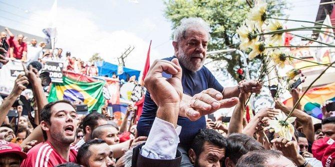 Brezilya'da hapisteki Lula da Silva için resmi adaylık başvurusu!