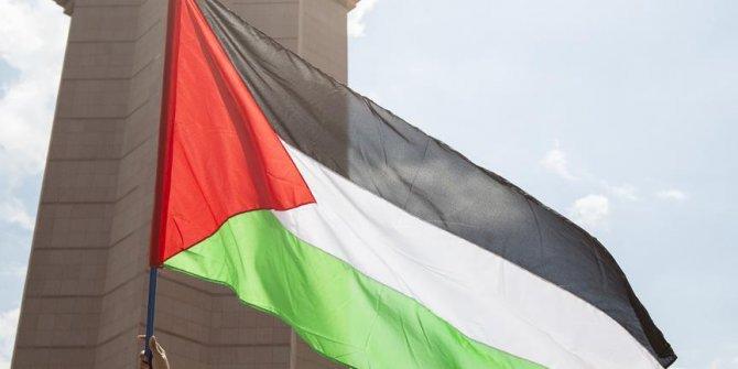 Filistin'den Türkiye'ye  büyük destek açıklaması