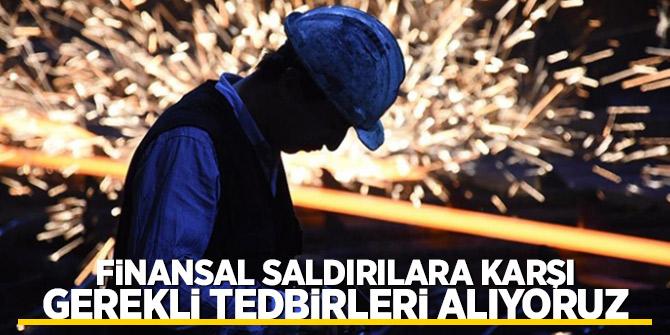 Bakan Mustafa Varank'tan  'sanayi üretimi' değerlendirmesi!
