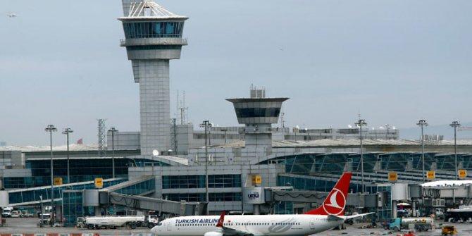 Havayolu şirketlerinde seferler arttı