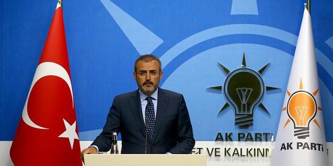 """Sözcü Ünal:""""Türkiye-ABD ilişkileri çok hızlı bir şekilde rasyonel bir zemine taşınmalıdır"""""""