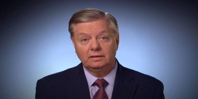 ABD'li Senatör Graham, Washington Büyükelçisi Kılıç ile görüştü