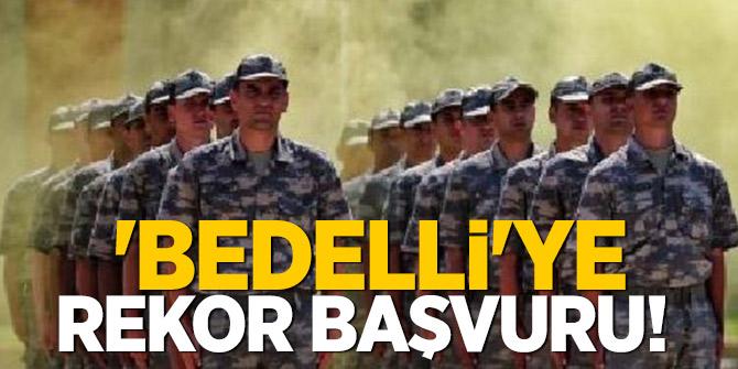 'Bedelli'ye rekor başvuru!