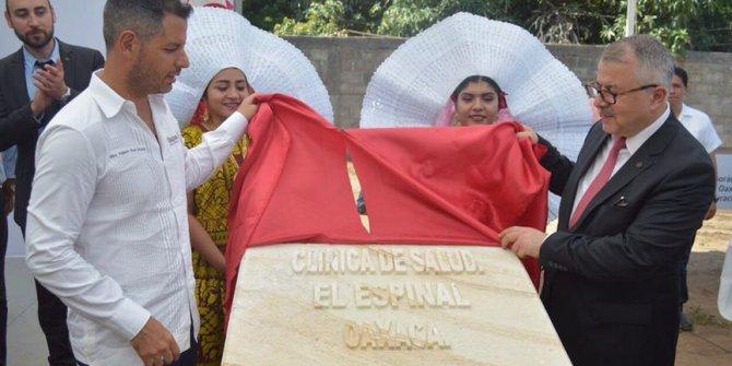 TİKA'dan Meksikalılara sağlık merkezi