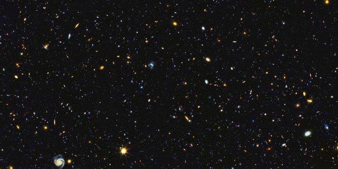 15 Bin galaksi içeren galaksi panaroması görüntülendi