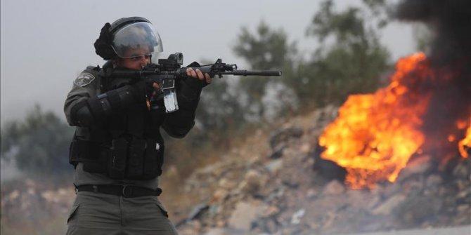 İsrail yine sivilleri hedef aldı! Filistinli şehit oldu