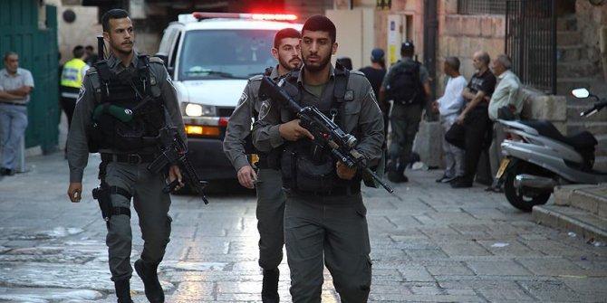 Katil İsrail terör estirdi! 1 şehit, 21 yaralı!