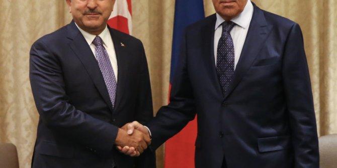 Mevlüt Çavuşoğlu ve Lavrov Moskova'da bir araya gelecek!