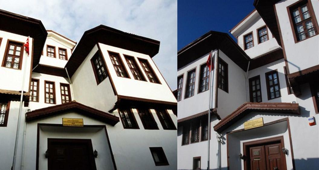 Mustafa Kemal'in Tokat'ta kaldığı ev müzeye çevrildi