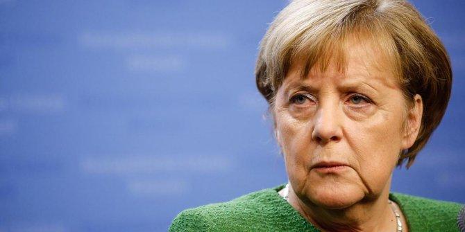 Merkel: Nato'ya Üye Olamazsınız