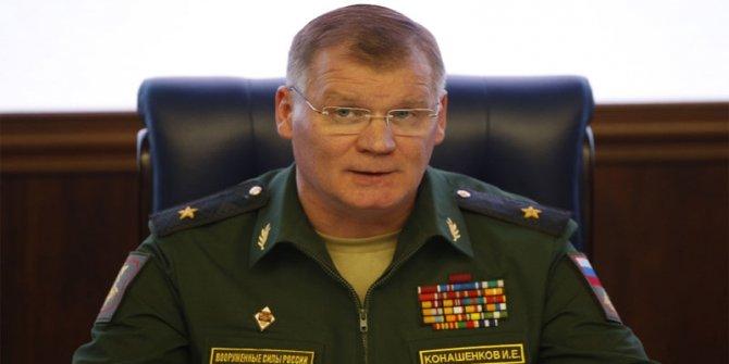 Rusya: ABD savaş gemileri her an Suriye'yi vurabilir