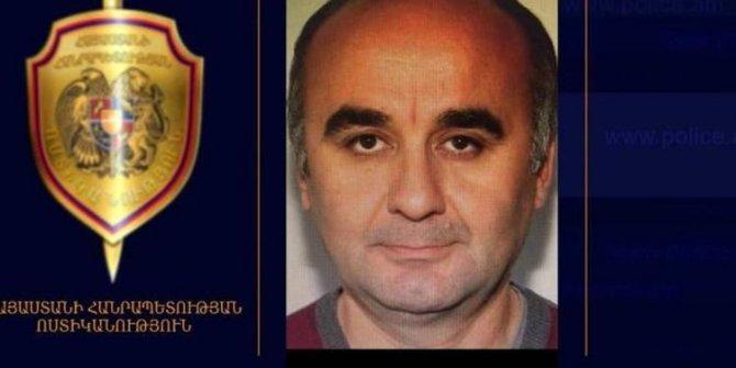 Öksüz'ün kardeşi Ermenistan'da yakalandı!