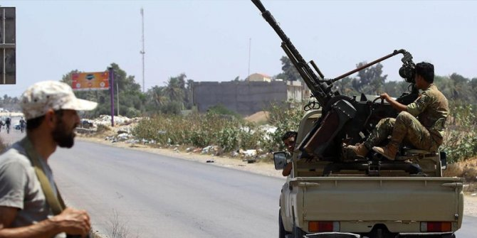 Başkent Trablus'ta çatışmalar sürüyor: 38 ölü, 90 yaralı