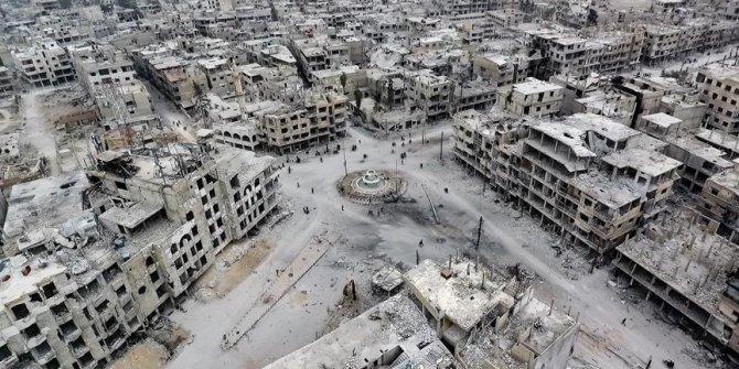 SNHR, Suriye'de geçen ay 391 sivilin yaşamını yitirdiğini açıkladı!