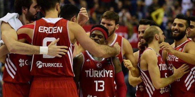 Milli Basketbol Takımı'nda 3 oyuncu kadrodan çıkarıldı