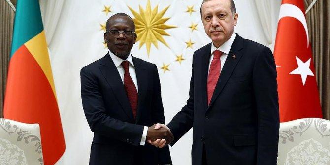 Benin Cumhurbaşkanı Türkiye'ye gelecek