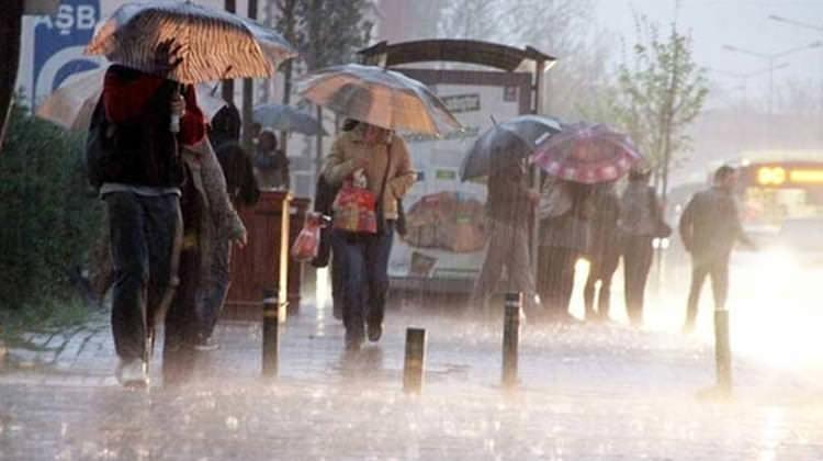 Meteorolojiden 5 ilimiz için kritik uyarı