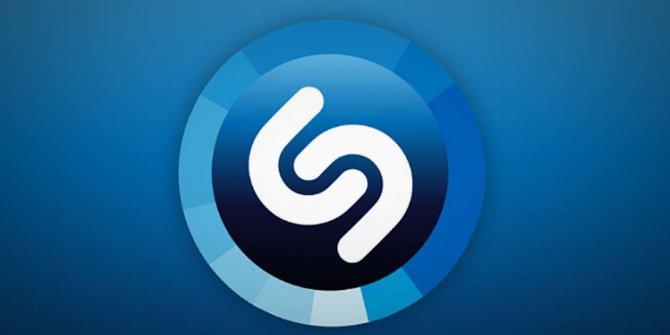 Shazam müzik uygulaması resmen Apple'ın