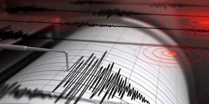 Adana'nın Feke ilçesinde 3.3 büyüklüğünde deprem!