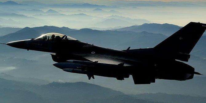 Irak'ın kuzeyine düzenlenen hava harekatı 4 terörist etkisiz hale getirildi!