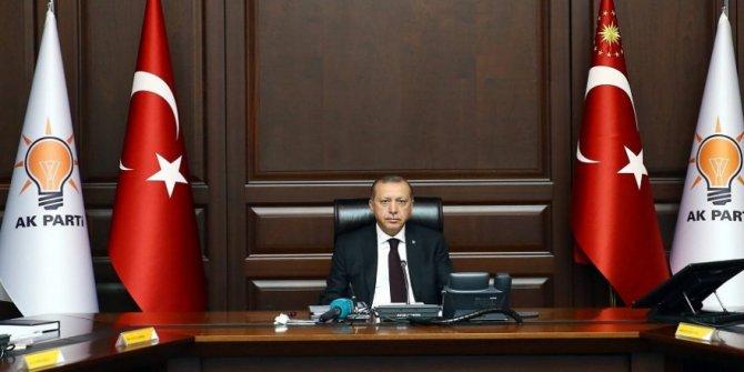 AK Parti MYK Erdoğan başkanlığında toplanacak!