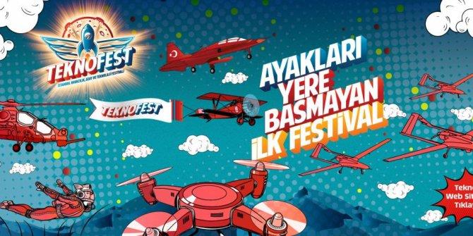 Türkiye'nin İlk Havacılık, Uzay ve Teknoloji Festivali!