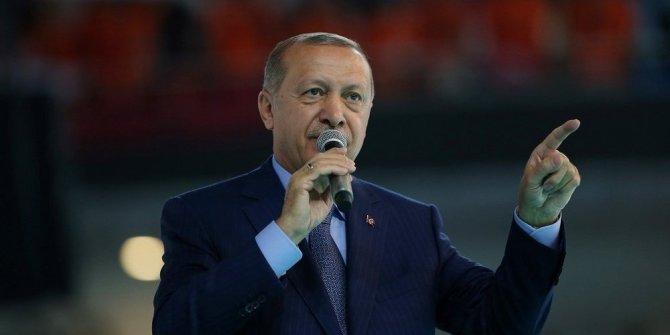Başkan Erdoğan'ın çağrısına AB'den destek!