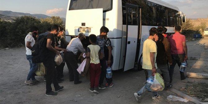 Flaş Haber...Muğla'da 56 düzensiz göçmen yakalandı