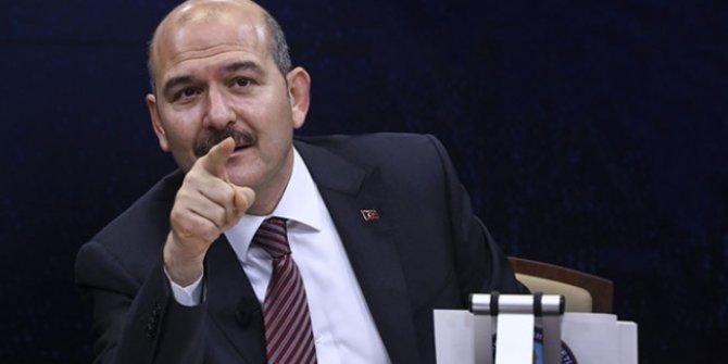 Bakanı Soylu: PKK'nın Karadeniz yapılanmasını başlamadan çökerttik