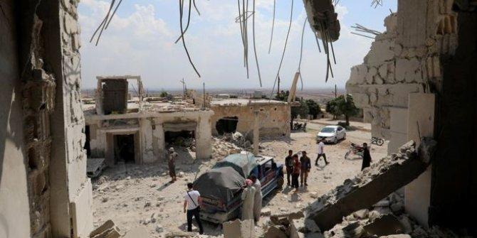 İdlibli Zeanif Hacci: 'Önce Allah'tan sonra Türklerden güvence ve korunma istiyoruz'