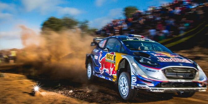 Bakan Kasapoğlu, WRC Türkiye Rallisi'nin seremoni startını verdi