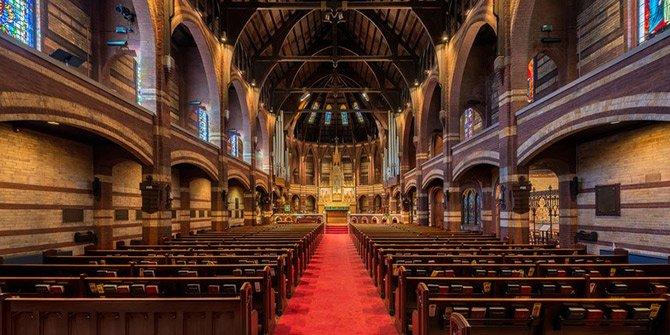 Şili'de Katolik Kilisesi'ne operasyon