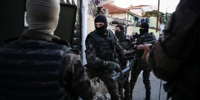 Son Dakika! Ankara'da DEAŞ operasyonu: 4 tutuklama