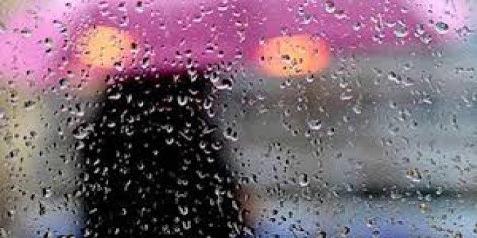 Meteoroloji'den 5 ile çok kuvvetli sağanak yağış!