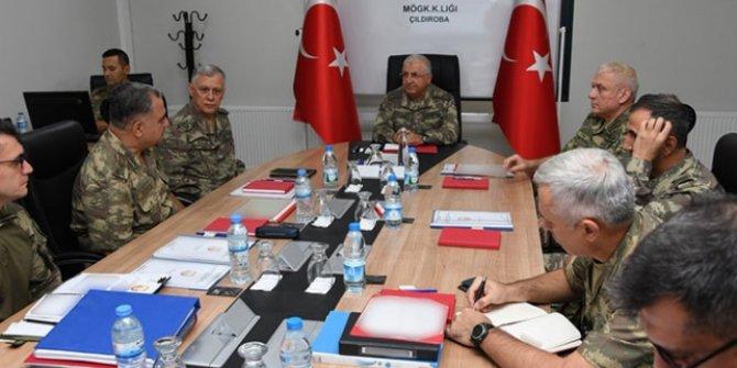 Genelkurmay Başkanı Yaşar Güler Gaziantep ve Hatay'da