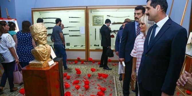 """Bakü'de """"Kafkas İslam Ordusu"""" sergisi açıldı"""