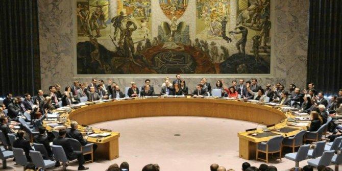 ABD Birleşmiş Milletler Güvenlik Konseyini acil toplantıya çağırdı!