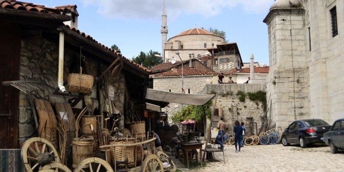 Karabük'ün Safranbolu ilçesinde bulunan 67 tarihi dükkan restore edilecek
