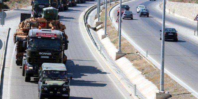 Flaş Haber...Hatay'a askeri sevkiyat sürüyor