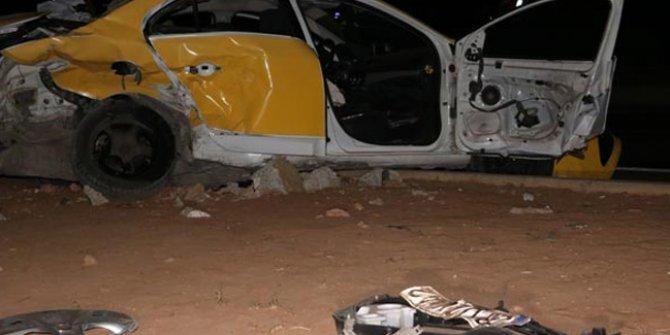 Şanlıurfa'da korkunç kaza! Baba ve oğlu hayatını kaybetti