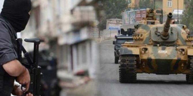 Bitlis'te 8 köy ve 3 mezrada sokağa çıkma yasağı ilan edildi
