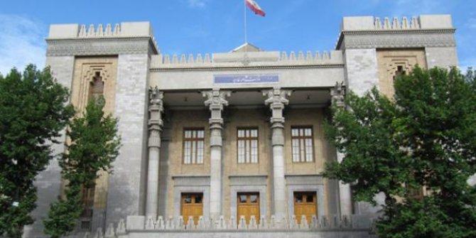İran'ın Atina Büyükelçiliği'ne saldırı yapıldı!