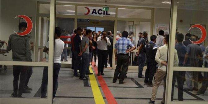 Siirt'in Şirvan ilçesinde trafik kazası... Ölüler ve yaralılar var