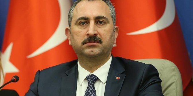 """Adalet Bakanı Gül'den """"tasarruf tedbiri"""" genelgesi"""