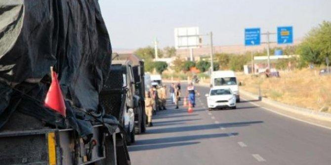 Gaziantep'te askeri aracın devrildi! 1 askerimiz yaralandı